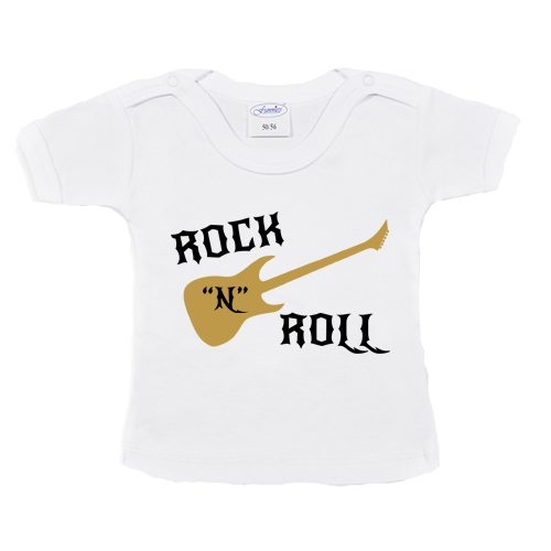 "T-shirtje Rock ""N"" Roll"