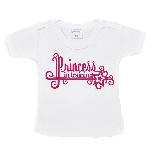 T-shirtje-princess-in-training—wit