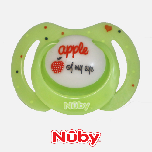 Nuby Speentje Groen – Apple of my Eye