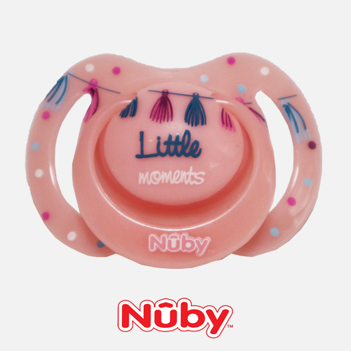 Nuby Speentje Roze – Little Moments